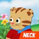 Daniel Hero Of Tiger by Neck Studio