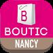 Boutic Nancy by GBF Communication