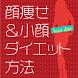 顔痩せ・小顔ダイエット方法でスッキリ顔痩せ! by geno
