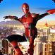Strange Hero Battle in City by Blank Term INC