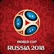 World Cup Russia 2018 by Binary Bridge