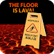 The Floor Is Lava Challenge by MOVAKI MOBILE