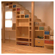 Stair Storage Cases by Sachines