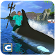 Flying Aqua Hero Vs Sea Animals by Clans