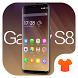 New 2018 Launcher - Golden Theme for Galaxy S8 by Best Design for Phone