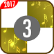 Despacito Piano Gold Tiles by Studio tio
