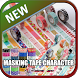 Character Masking Tape