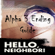 Guide Hello Neighbor Alpha 3 by Trendz Apps