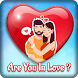 Are You In Love? by Halfly Studios