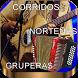 musica corridos norteña grupera gratis fm am by AppsJRLL