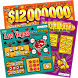 Las Vegas Scratch Ticket by SHOCKTECH