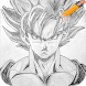 How To Draw DBZ characters by Draw dbz characters