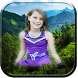 Green Hill Photo Frames by App Basic