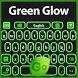 Green Glow Keyboard by BestThemes