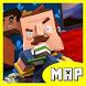 Maps Hello Neighbor for MCPE by Kraftingmaps