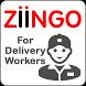 Ziingo Delivery Workers App by Worldjunction LLC