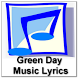 Green Day Music Lyrics by Zyan_dz