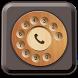 Rotary Old Phone Dialer Keypad by IGRI Studio