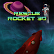 Rescue Rocket 3D by Tribaloid