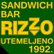 Rizzo Sandwich bar by Željko