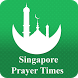 Singapore Prayer Times by Quthubuzaman