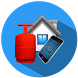 LPG Booking INDIA(Online/SMS). by Samroid Apps.