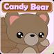 Candy Bear Jump by Ken Edwards