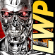 Cyborg Live Wallpaper by Steampunk Apps for Android