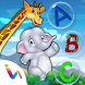 Learn Animal Alphabet for Kids by himanshu shah