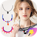 Artistic Necklace - stickers photo editor by love-your style