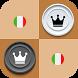 Dama Italiana (Classico gioco da tavolo)