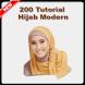 200 Tutorial Hijab Modern by sangdroid