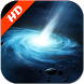 HD Space Live Wallpaper by DIY GX Studio
