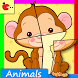 Children Puzzle for Kids Pets by little apple