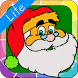 Christmas coloring kids lite