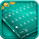 Green Wave Animated Keyboard by Eagle Brothers