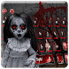 Horrible Bloody Mary Keyboard by Super Cool Keyboard Theme