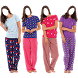 Women Pajama Photo Montage by Somi