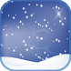 Winter Snow Live Wallpaper by Marik Widget