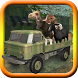 Transport Truck Farm Animal by Game Glass Studio