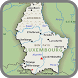 Luxembourg Map by MAP WORLD Get Info Free