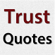 Trust Quotes by Nerd Pig