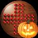 3D Halloween Peg Solitaire