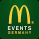 McDonald's Events Deutschland by QuickMobile