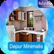 Desain Dapur Rumah Minimalis by Rafardhan