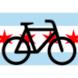 Chicago Bike Racks by Fernando Seror García