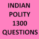 Indian Polity 1300 Questions