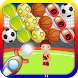 Sporty Bubble Shooter by Creative Glitch Games