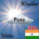 Weather Pune India by Android Good Experience