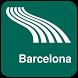 Barcelona Map offline by Andrey Sorokin